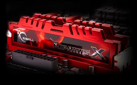 G.SKILL Ripjaws X Series F3-12800CL10D-16GBXL
