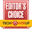 Editor's Choice at Techpowerup