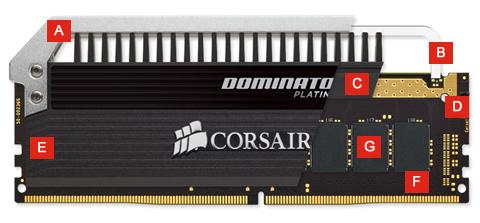 CORSAIR Vengeance LPX DDR4 DRAM Desktop Memory