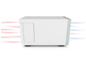 Redesigned Heat Dissipation System