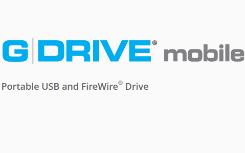 G-DRIVE mobile