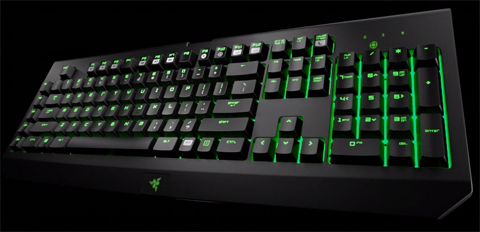 efa0fd22c08 The Razer BlackWidow Chroma features individually programmable backlit keys  with 16.8 million color options, all easily set through Razer Synapse.