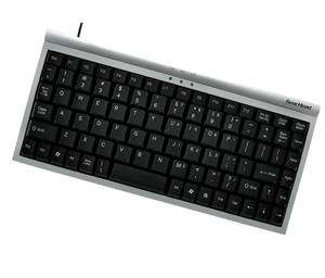 GEAR HEAD Mini USB 89-Key Keyboard