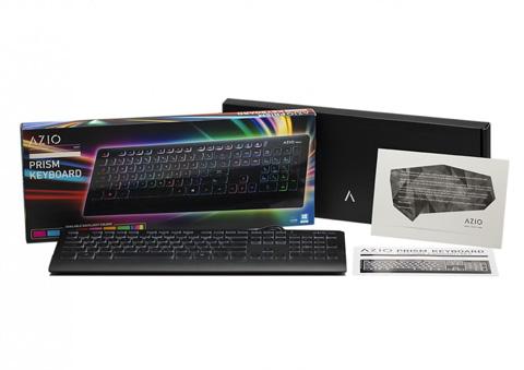AZiO PRISM Keyboard