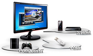 2 HDMI Inputs