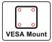 VESA mount