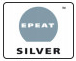 EPEAT Silver certified