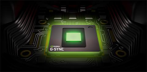 NVIDIA®G-SYNC™