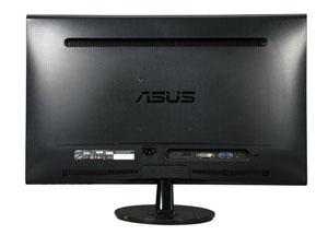 """Refurbished: ASUS VS Series VS247H-P Black 23.6"""" 2ms (Gray ..."""