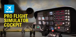 Pre-made Flight Sim Cockpit
