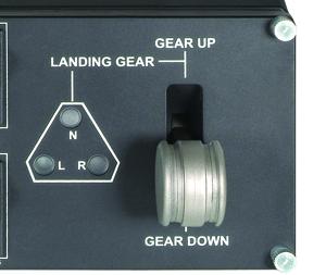 Realistic Landing Gear Control