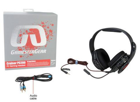 GamesterGear Headset