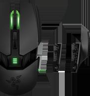 Razer Ouroboros Gaming Mouse