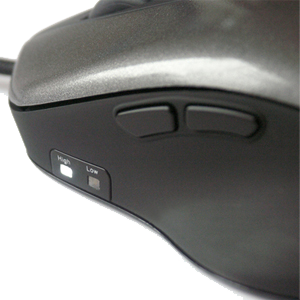 SteelSeries Optical technology Mouse