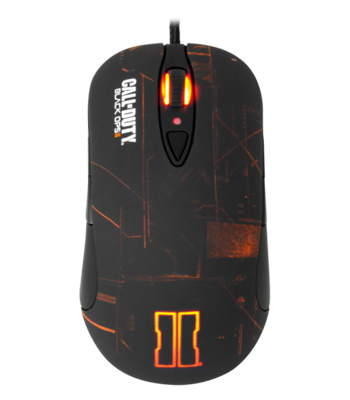 SteelSeries  BLACK OPS II Mouse