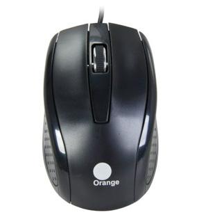 Orange Mouse