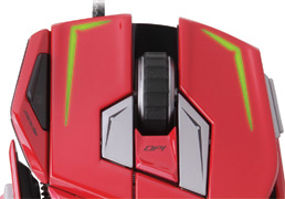 Mad Catz M.M.O. 7 Gaming Mouse - Dual ActionLock Buttons Enable Fatigue-Free Gaming