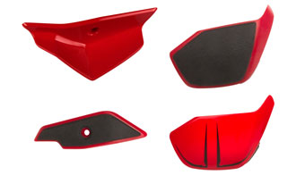 Mad Catz M.M.O. 7 Gaming Mouse - Interchangeable Pinkie Grips and Palm Rests