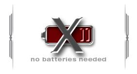 No Batteries Needed
