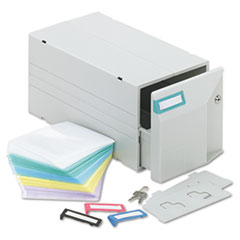 Main Features of CD/DVD Storage Drawer