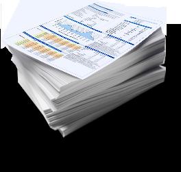 Ink cartridge capacities to meet your print volumes
