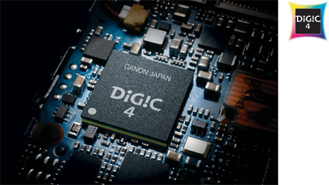 DIGIC 4 Image Processor