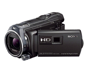Full HD 60p/24p Camcorder w