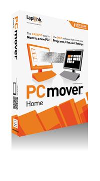 Laplink PCmover Home 8