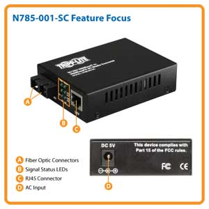 N785-001-SC Feature Focus