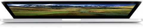 Apple MacBook Retina display