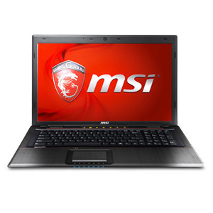 MSI GP70 2OD-027US Gaming Notebook