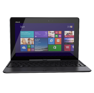 ASUS 2-In-1 Ultraportable Laptop With 10-Inch Tablet