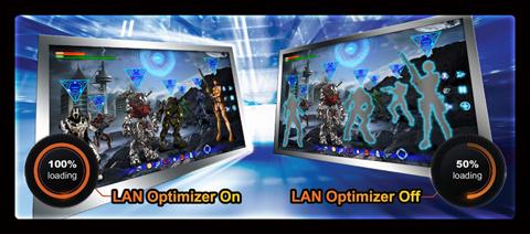 LAN Optimizer: Latency-free Online Gaming Enabled