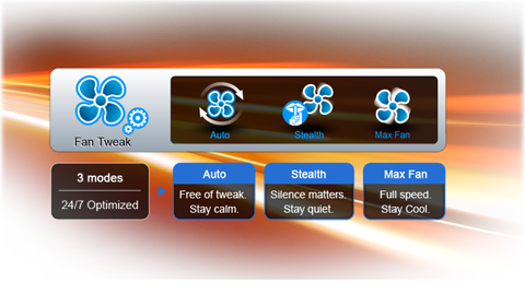 Fan Tweak: Your System, You're in Charge