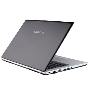 Gigabyte UltraForce P34G v2 Gaming Notebook