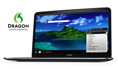 DELL XPS 13 Ultrabook với màn hình cảm ứng