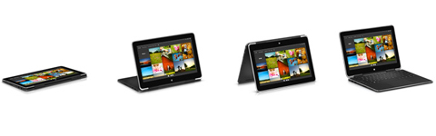 Dell XPS 11 2-in-1 Ultrabook