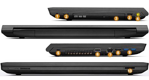 Lenovo® Essential B590