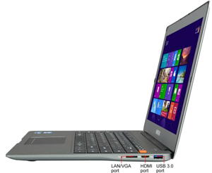 picture of the ultrabook
