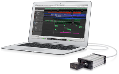Add ExpressCard/34 and SxS Memory Card Reader Support Through Thunderbolt