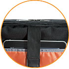 Felt-Lined iPad/Kindle/Tablet Pocket