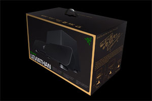 Razer Leviathan 5.1 Channel Surround Sound Bar