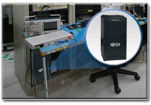 Ideal for Protection of Data Center/Network Equipment