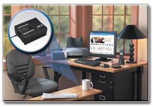 Ideal for Protection of Home or Office PCs and Peripherals