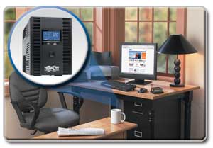 Ideal Protection for Workstation Desktops and Home Theaters