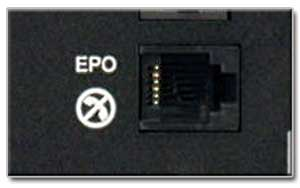 Emergency Power-Off (EPO) Capability