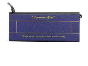 Topaz T-S261 Model Series SignatureGem 1x5 Signature Capture Pad