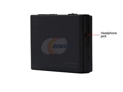 "COWON D2+ 2.5"" Black 16GB MP3 / MP4 Player"