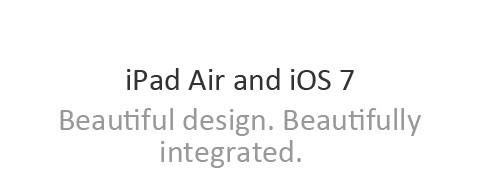 Title of amazing iOS 7