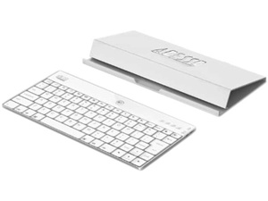Adesso Compagno X Bluetooth Keyboard with Case Stand for iPad